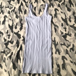 Baby blue Forvever 21 tight dress